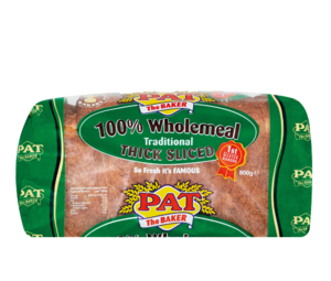 PatTheBaker wholemeal 800g