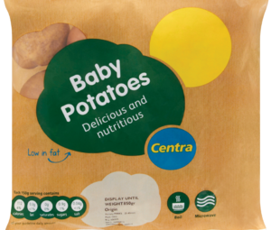 OB Baby Potatoes