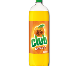 Club orange 2ltr
