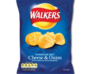 Walker cheeseOnion 6pk