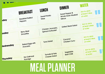 View the Buddy Meal Planner now