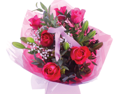 ABC Rose boquet 1
