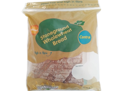 CT Stoneground Wholewheat Bread
