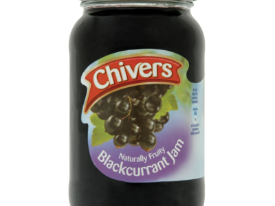 Chivers Blackcurrant Jam 454g