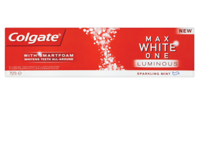 Colgate Max White One Luminous Fluoride Toothpaste