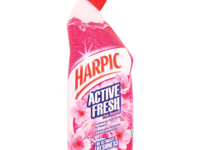 Harpic Active Fresh Pink Blossom 750ml