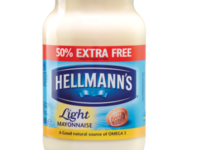Hellmann s Light Mayonnaise 600g