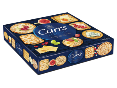 McVities Carrs Selection