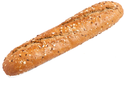 Multi Seeded Demi  Triple  Baguette 150g