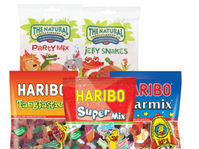 Haribo natural confectionery co selected range