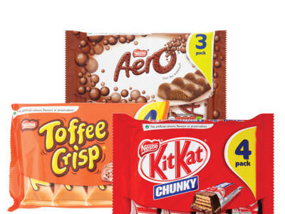 Nestle multipack