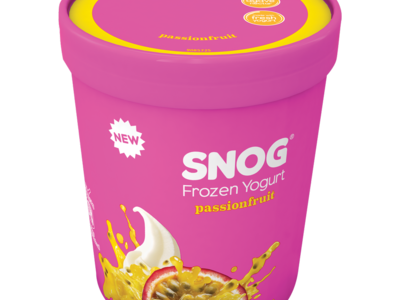 Snog Passionfruit Frozen Yogurt 450ml