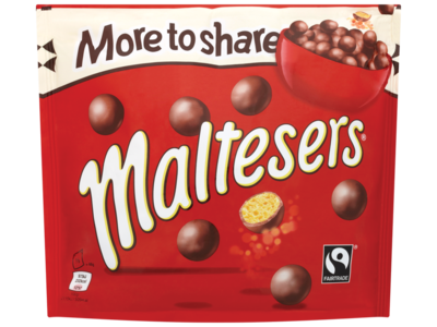 MALTESERS Fairtrade 230g