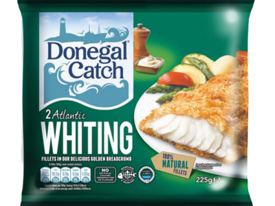 Donegal Catch 2 Atlantic Whiting 225g