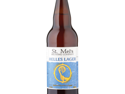 St. Mel s Brewing Company Helles Lager 500ml