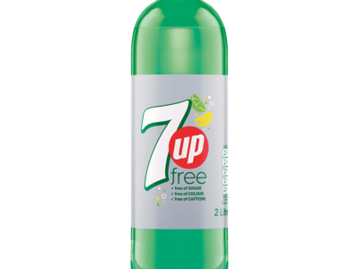 7UP Free 2 Litres