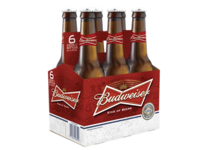 Budweiser bottlePack 6x330ml