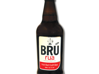CraftBeer bruRua 500ml