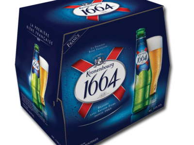 Kronenbourg bottle 18pk