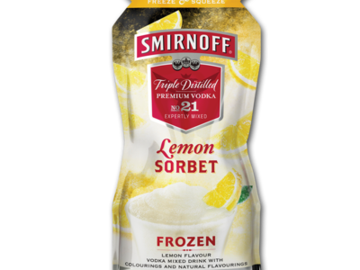 Smirnoff frozenPouch lemon 250ml