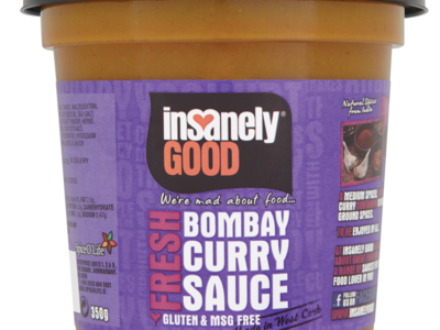 Insanely Good Bombay Curry Sauce
