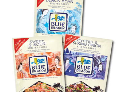 BlueDragon stirFrySauces