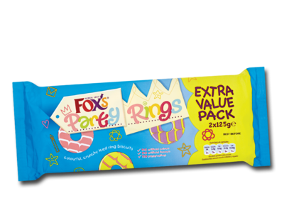 Foxs partyRings