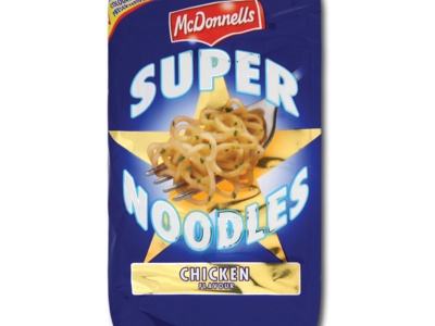 NcDonnells superNoodles chicken