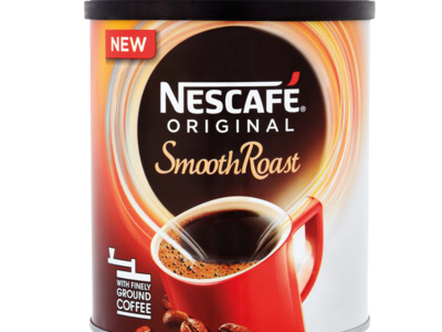Nescafe smoothRoast 180g