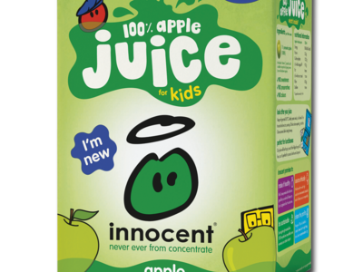 InnocentSmoothies apple 4pk