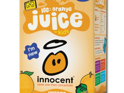 InnocentSmoothies orange 4pk
