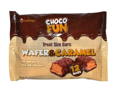 Ludwigs ChocoFun WaferCaramel