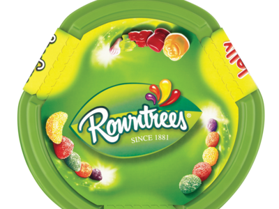 Rowntrees FruitPastilles Tub 750g