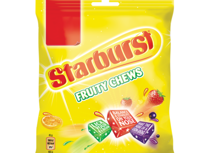 Starburst FruityChews HangingBag