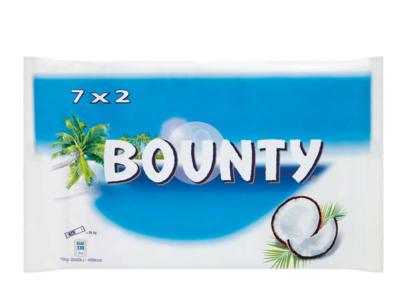 Bounty multipack 7x28.5g