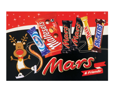 Mars selectionBox
