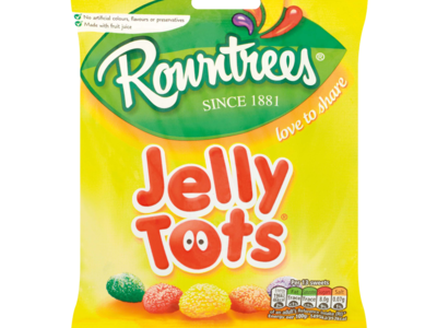 Rowntrees JellyTots 160g