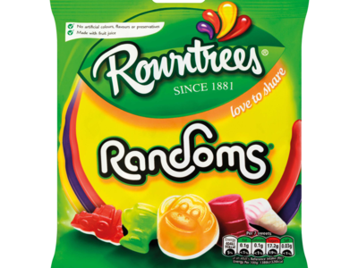 Rowntrees randoms 170g
