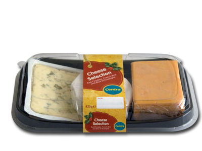 CT cheeseSelection425g