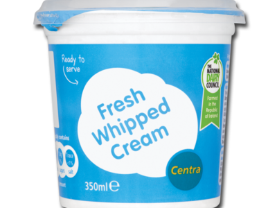 CT whippedCReam350ml
