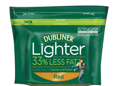 Dubliner Lighter RedCheddar