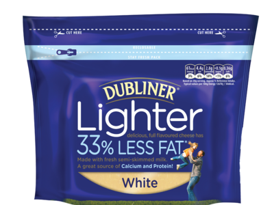 Dubliner Lighter WhiteCheddar