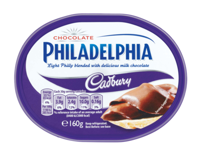 Philadelphia Chocolate 180g