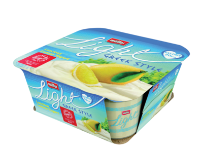 MullerLight greekStyle lemon 4pk