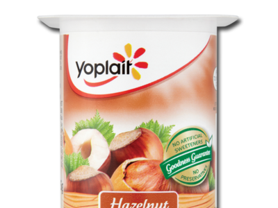YoplaitYogurt125g hazelnut