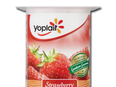YoplaitYogurt125g strawberry