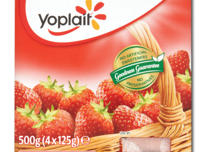 YoplaitYogurt4pk Strawberry