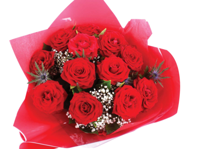 RealLove roseBouquet red