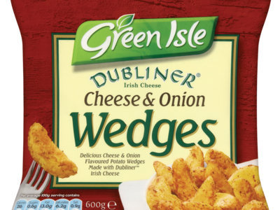 Green Isle Dubliner C O Wedges 600g