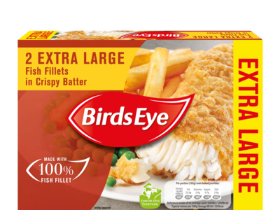 BirdsEye fishFillets Batter 320g